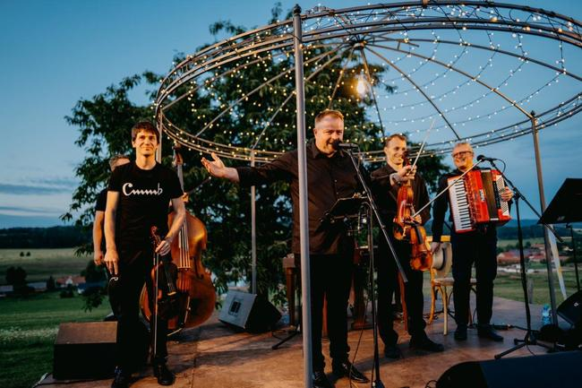TZ - Poslední červencový týden nabídne hned dva koncerty festivalu Za poklady Broumovska