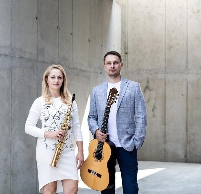 TZ - Neobvyklé spojení saxofonu a kytary nabídne v Šonově soudobou polskou hudbu