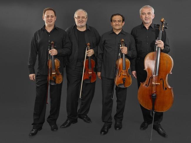 TZ - Slovenské Moyzesovo kvarteto připomene na festivalu Za poklady Broumovska výročí narození Antonína Dvořáka