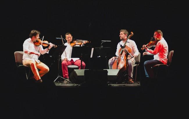 TZ - Dny nabité hudbou vyvrcholí v Broumově nočním koncertem Jiřího Bárty a společným vystoupením Epoque Quartet s Duem Siempre Nuevo