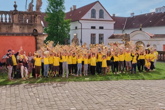 TZ - Festival Za poklady Broumovska zařadí v tomto týdnu do programu koncerty účastníků i lektorů Letních hornových kurzů