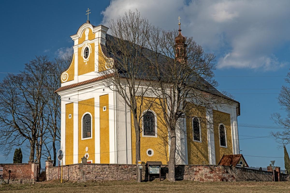 Kostel sv. Jakuba Většího, Ruprechtice