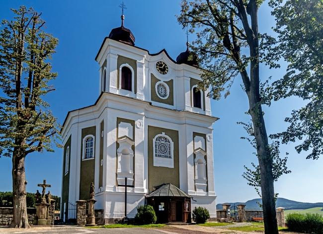Kostel sv. Prokopa, Bezděkov nad Metují