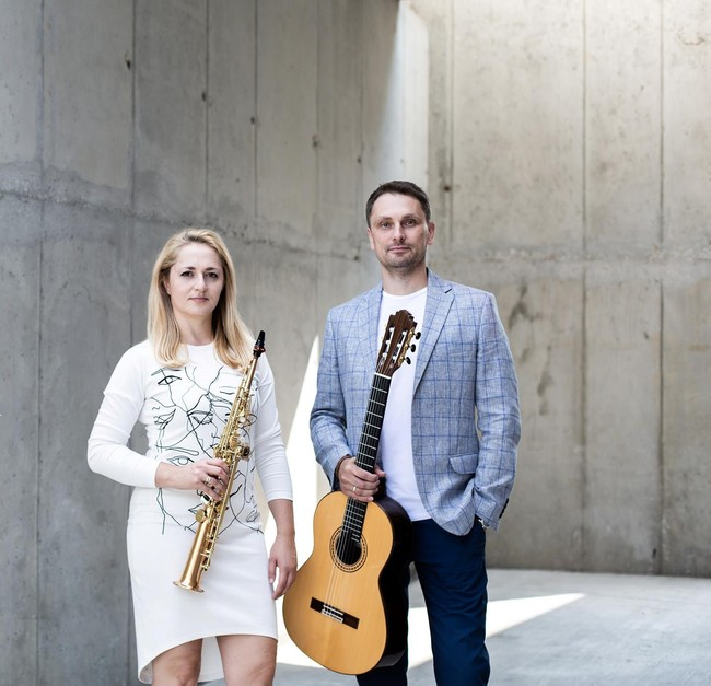 The Six & Sax Duo