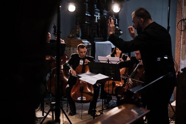 2019   Jakub Bokun, Smyčcový orchestr Inter>CAMERATA, Komorní orchestr Radom a Magdalena Jakubska-Szymiec