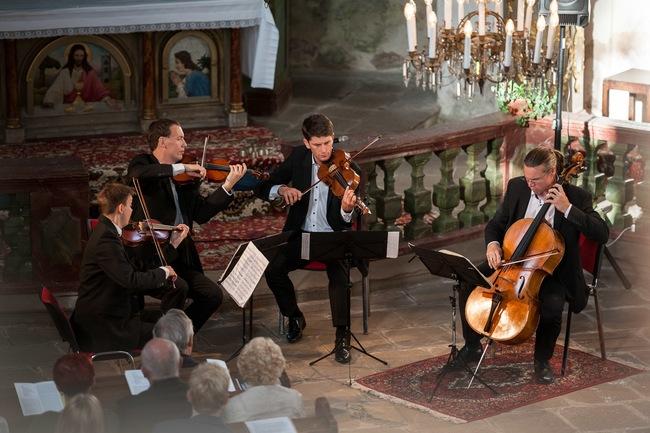 2016   Bennewitzovo kvarteto