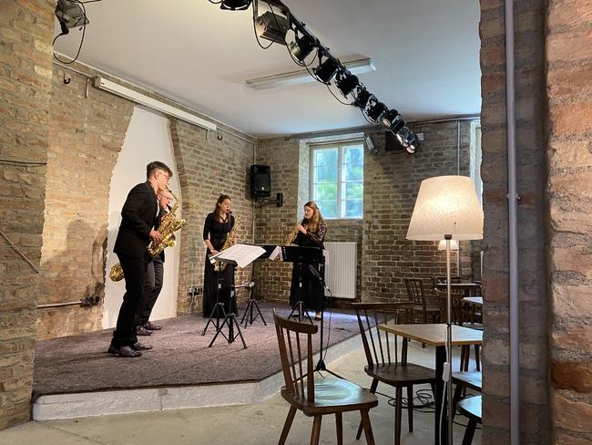 2020 | Aureum Saxophon Quartett
