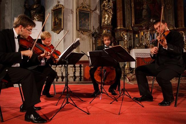 2012 | Zemlinského kvarteto