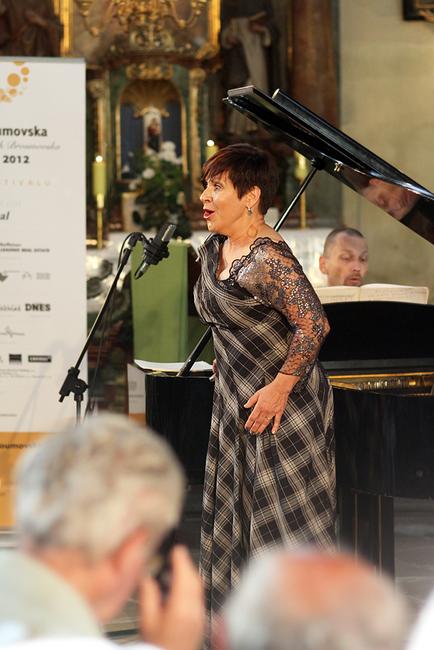 2012 | Dagmar Pecková, Vojtěch Spurný