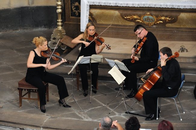 2009 | Royal String Quartet (Polsko)