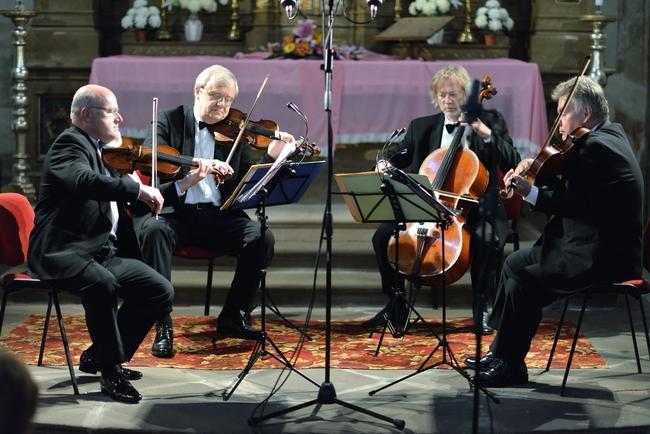 2013 | Josef Špaček, Stamicovo kvarteto