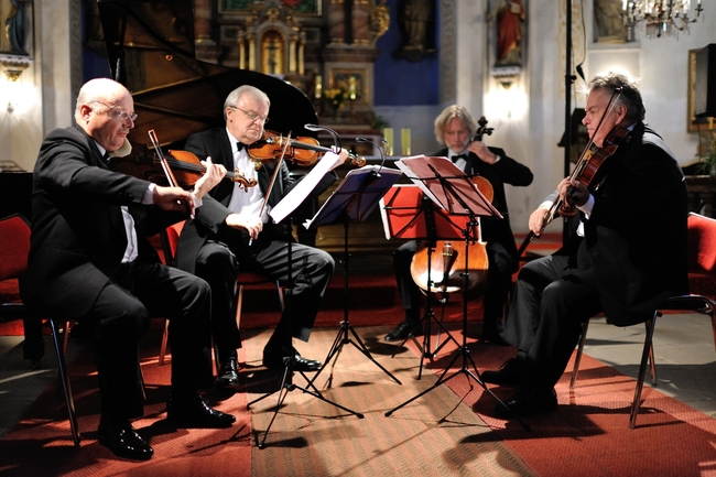 2014 | Stamicovo kvarteto, František Malý