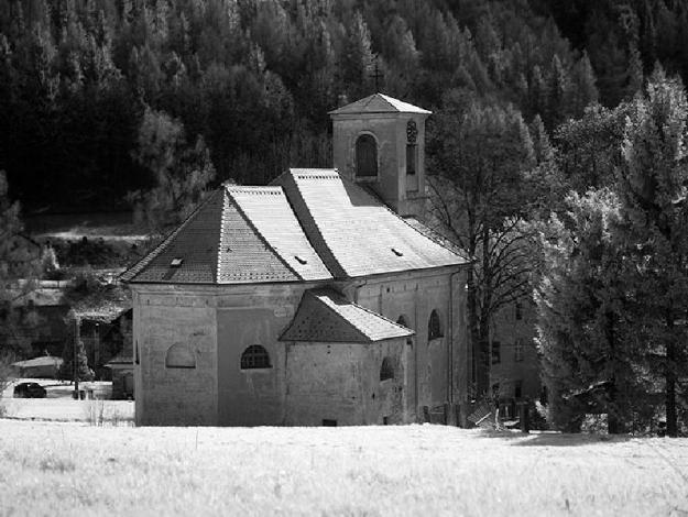 Kostel Povýšení sv. Kříže, Horní Adršpach