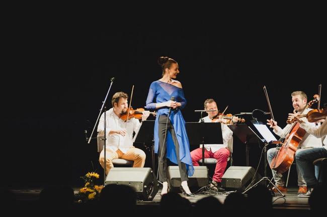 2019   Dasha & Epoque Quartet