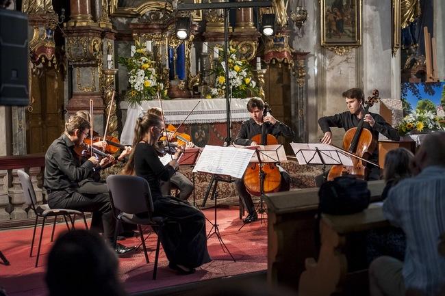 2016   Jan Fišer, Philip Graham, Stipendisté Akademie komorní hudby, Stipendisté nadace Villa Musica